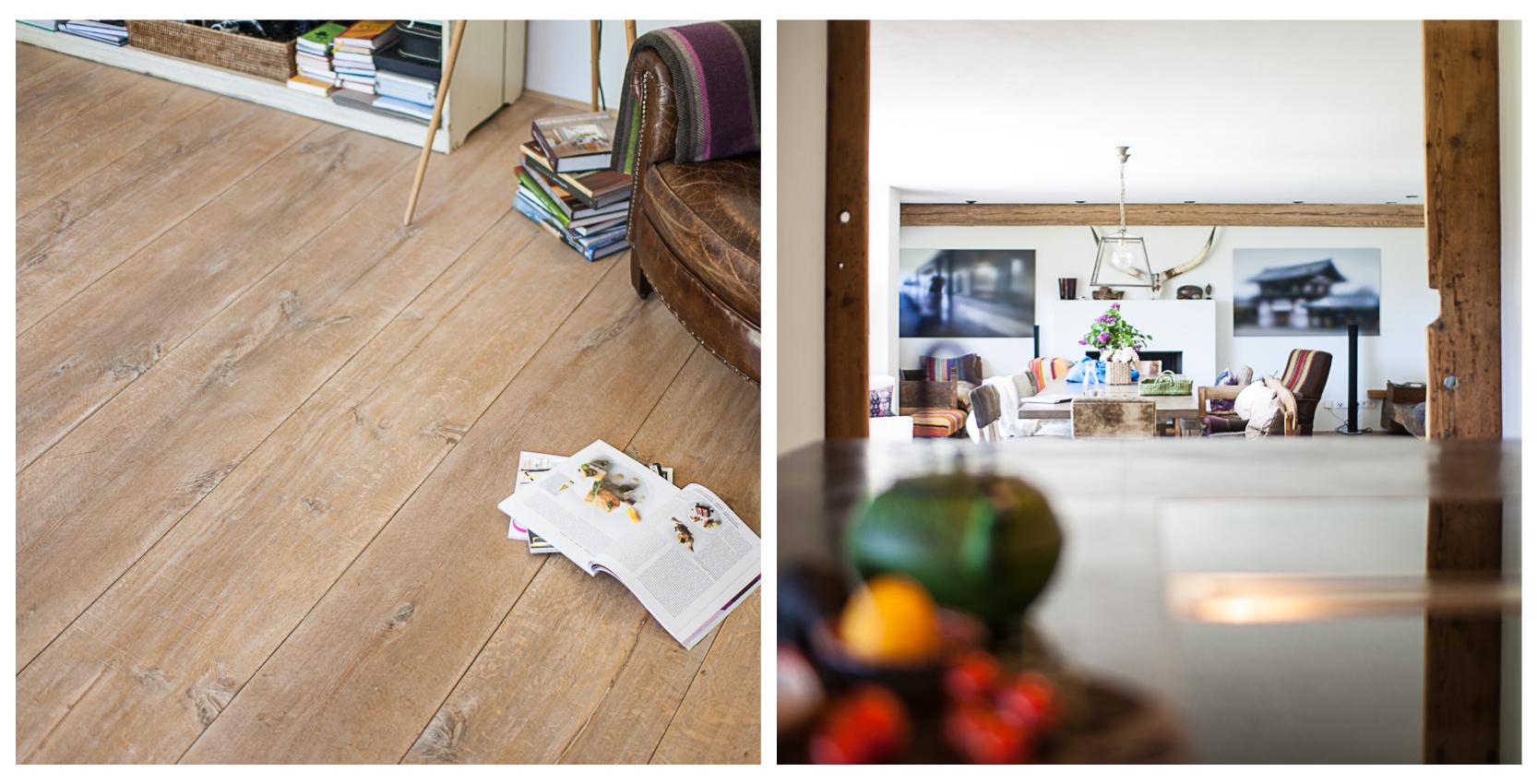 Interior Fotografie Tegernsee Holz Schreinerei Eham Boden